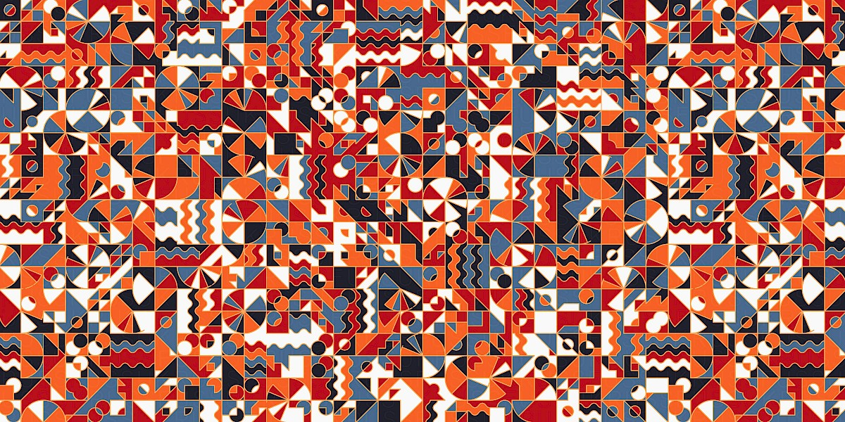 Perplex Pattern Design by Russfuss