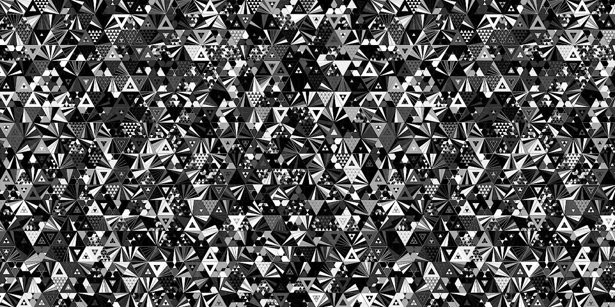 CosmicDarkness Pattern Design by Russfuss