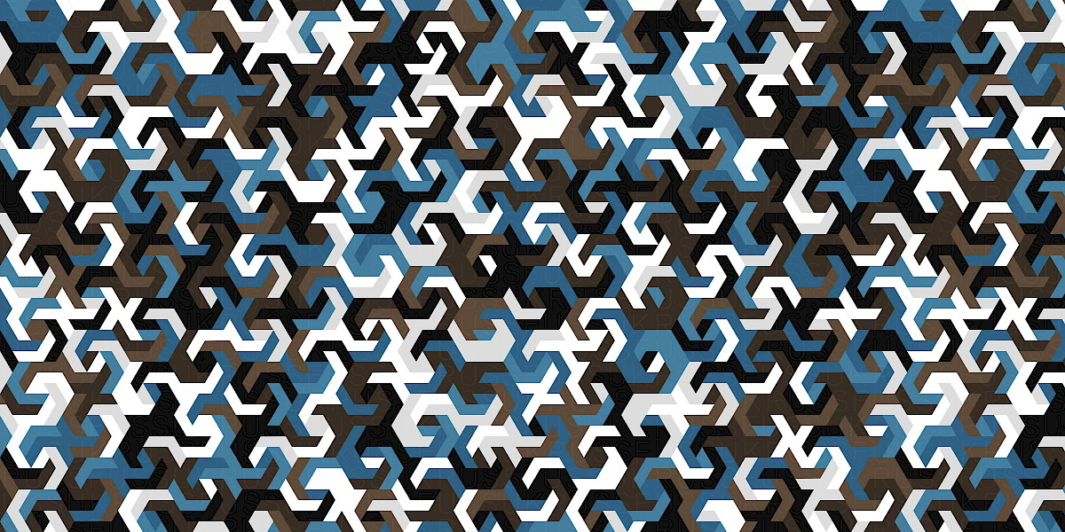 Rogue Pattern Design by Russfuss